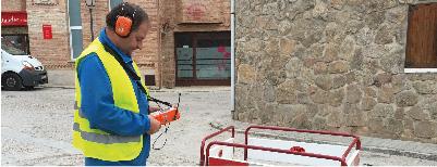 Inspección de tuberías en MadridInspección de tuberías en Madrid
