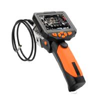 cámaras de inspección para detectar fugas de agua