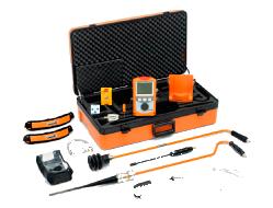 detectores de gas para detectar fugas de agua