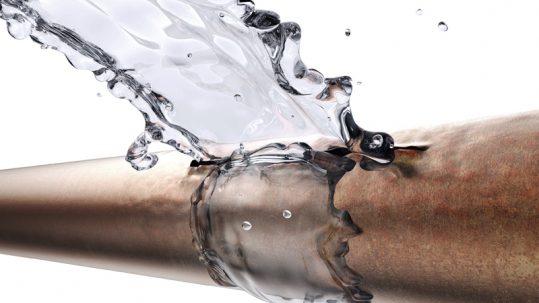 empresa de detección de fugas de agua