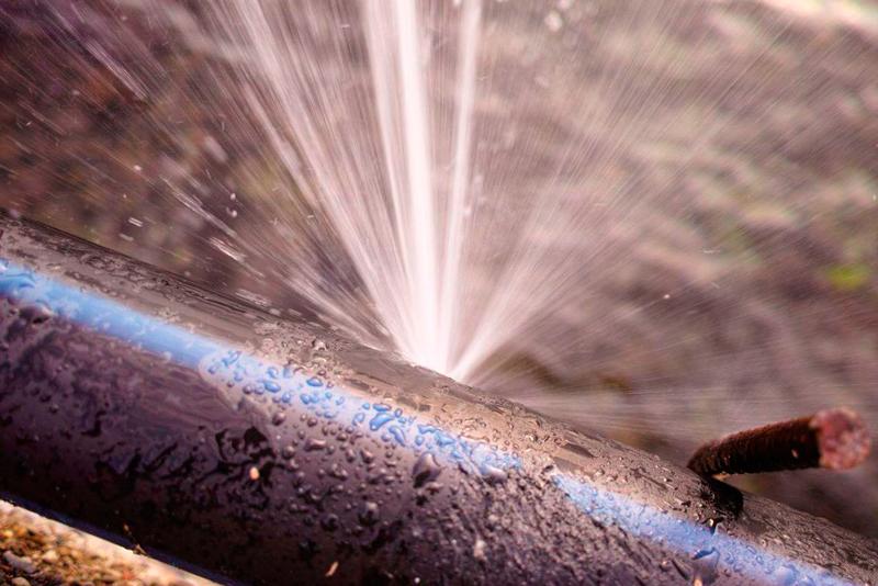 detectar una fuga de agua que no se ve
