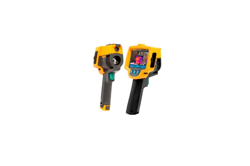 cámaras termográficas para la detección de fugas