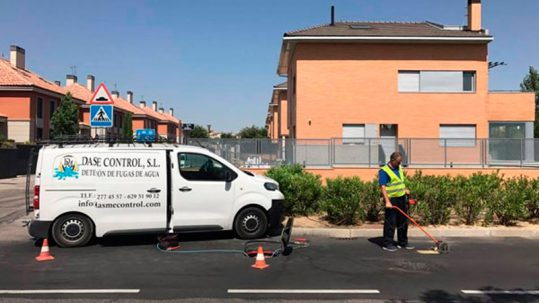 Rehabilitar tuberías sin zanjas en Madrid