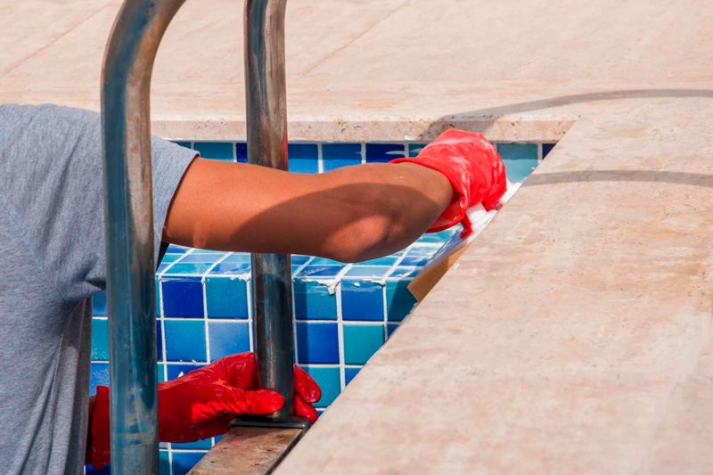 Detectar una fuga en tu piscina