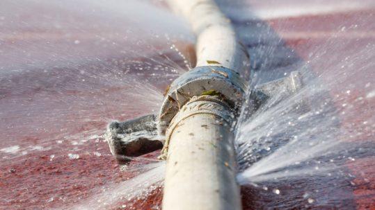 prevenir las de fugas de agua
